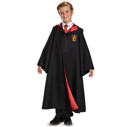 Children's Harry Potter Gryffindor Deluxe Robe
