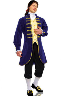 French Aristocrat - At The Costume Shoppe