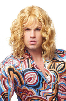 Model Dude Wig - At The Costume Shoppe