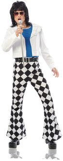 Bohemian Will Rock You Character Costume - At The Costume Shoppe