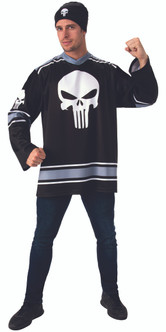 Punisher Jersey Set - At The Costume Shoppe