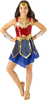 Deluxe Wonder Woman - At The Costume Shoppe