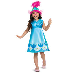 Infants Trolls 2 poppy costume - At The Costume Shoppe