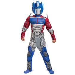 Children Transformer Optimus Prime - At The Costume Shoppe