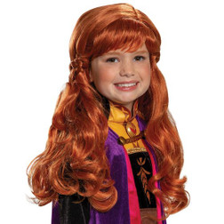 Anna Wig Child - At The Costume Shoppe