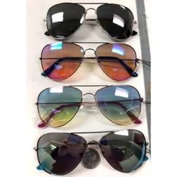 Aviator Revo Glasses - At The Costume Shoppe