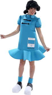 Lucy DLX  Peanuts Adult - At The Costume Shoppe