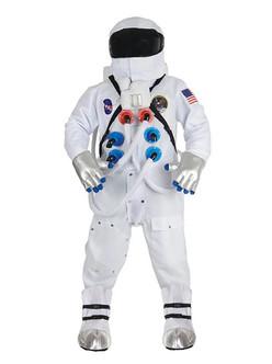 Super Deluxe Astronaut White Plus