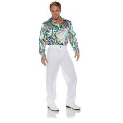 Disco Swirls Shirt - At The Costume Shoppe