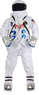 DLX Astronaut at the costume shoppe