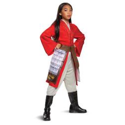 Childrens Mulan Hero at the Costume Shoppe