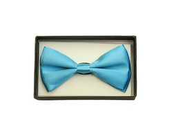 Bowtie In A Box Light Blue at the Costume Shoppe