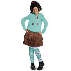 Childerns Vanelope Dlx costumeat the Costume Shoppe