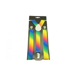 Suspenders Rainbowat the Costume Shoppe