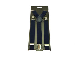 Suspenders Royal Blueat the Costume Shoppe