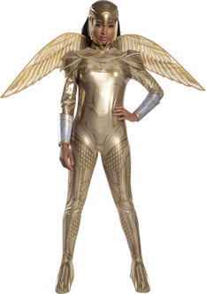 Adult Deluxe Armored Wonder Woman Costume - Wonder Woman 1984 at the Costume Shoppe