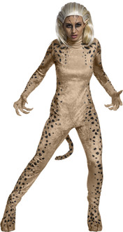 Adult Deluxe Cheetah Costume - Wonder Woman 1984 at the Costume Shoppe