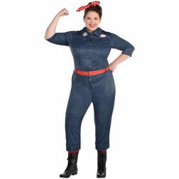 Rosie The Riveter Plus