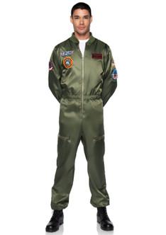 Adult Top Gun Parachute Flight Suit  Costumeat the costume shoppe