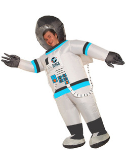 Adult Asronaut Inflatable costume at the costume shoppe