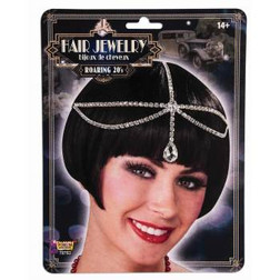 20's Hair Jewelry at the costume shoppe