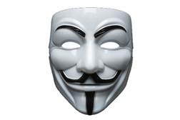 Anonymous Vendetta Mask