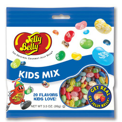 Jelly Belly 100G Kids Mix Beans