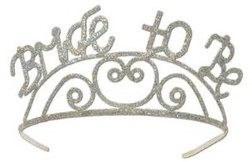 Bachelorette Party Bride To Be Tiara - At The Costume Shoppe