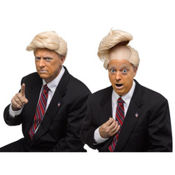 Funny Flip Top Comb Over Trump Wig - At The Costume Shoppe
