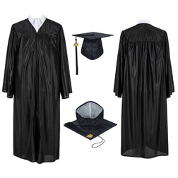 Graduation Cap and Gown Bundle at The Costume Shoppe