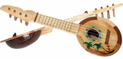 Coconut Ukulele