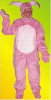 Children's Pink Bunny Suit
