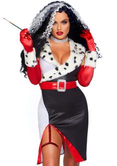 Adult Devilish Diva Costumeat the Costume Shoppe