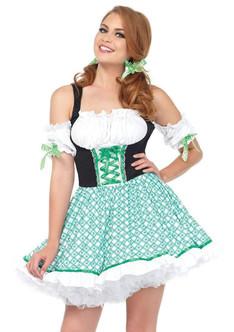 Adult Clover O'Cutie Costumeat the Costume Shoppe