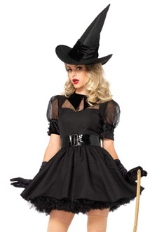 Adult Bewitching Witch Costumeat the Costume Shoppe