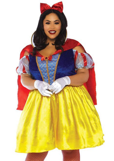 Adult Snow White Fairytail Costume at the Costume Shoppe