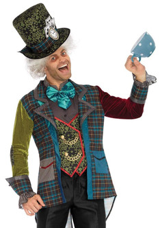 DLX Mad Hatter Costume at the Costume Shoppe