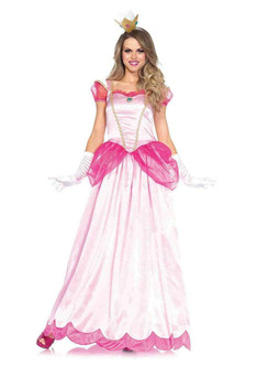 Adult Pink Princess Costume