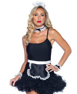 French Maid Kit 4PCat the Costume Shoppe