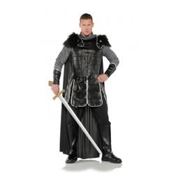 Plus Size Warrior Costume