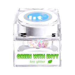 Green With Envy Bio Glitter at the Costume Shoppe