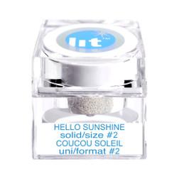 Gliiter Mix Hello Sunshine Size 2