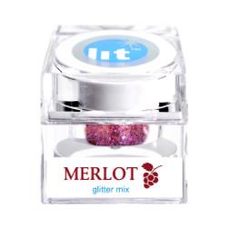 Gliiter Mix Merlot