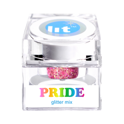 Gliiter Mix Pride at the Costume Shoppe