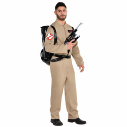 Ghostbusters Plus at the Costume Shoppe