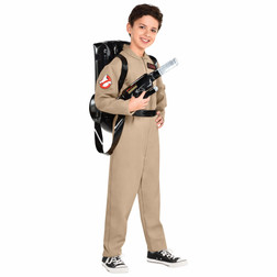 Childern's Ghostbusters at the Costume Shoppe