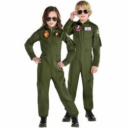 Flight Suit Maverick at the Costume Shoppe