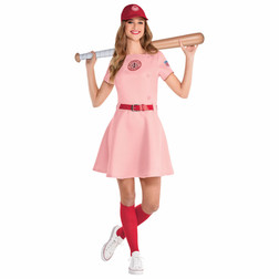A League Of Their Own at the Costume Shoppe