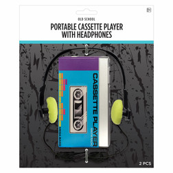 Walkman Portable Cassette Player at the Costume Shoppe