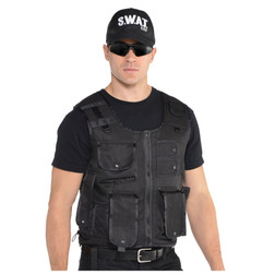 S.W.A.T. Vest at the Costume Shoppe